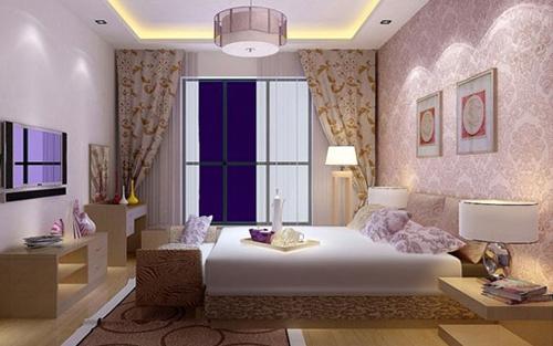 家庭装修设计重点:卧室设计影响人们的生活