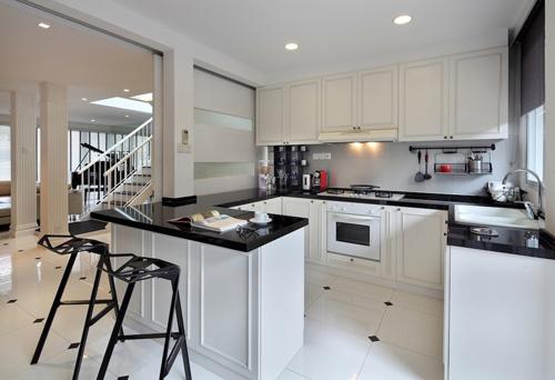 开放式厨房装修价格预算多少? 开放式厨房预算