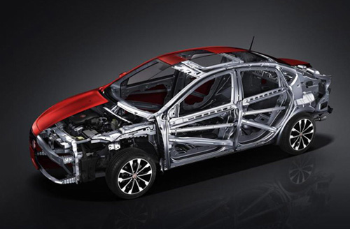 碳纤维复合材料在汽车领域的应用