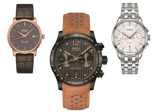 瑞士美度表:一块腕表的N种戴法,百变腕间风情