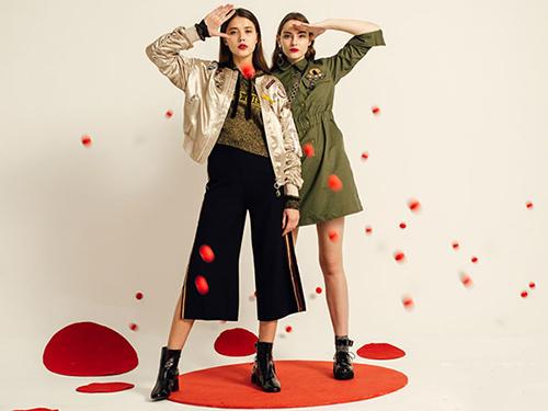花漾新年 UR新春新品演绎新潮时尚