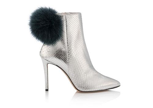 Jimmy Choo品牌女鞋 让你拥有与生俱来的自信