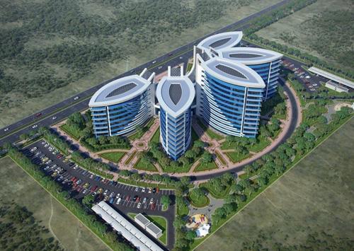难得一见建筑群级景观规划设计(三)