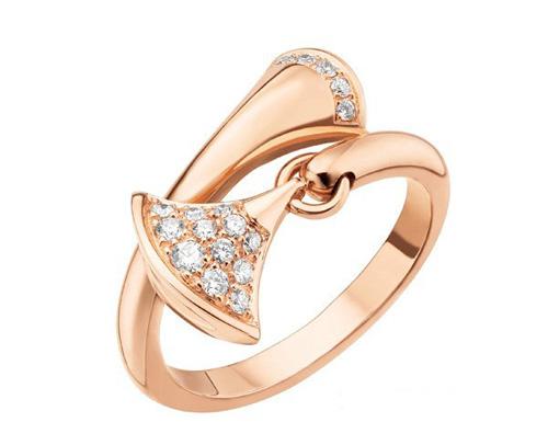 宝格丽甄选奢华戒指献礼夏日 尊贵典雅气质让人爱不释手