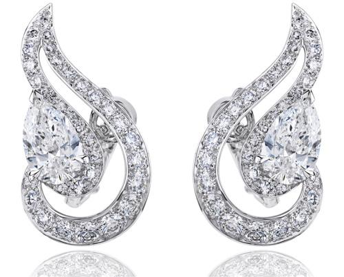 戴比尔斯于2017年巴黎高定周再现莲花经典系列珠宝