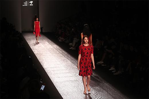 京东携手原创设计师品牌 再度强势登陆2018春夏上海时装周