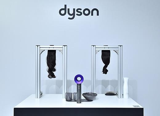 戴森黑科技吹风机 保持发丝强韧健康