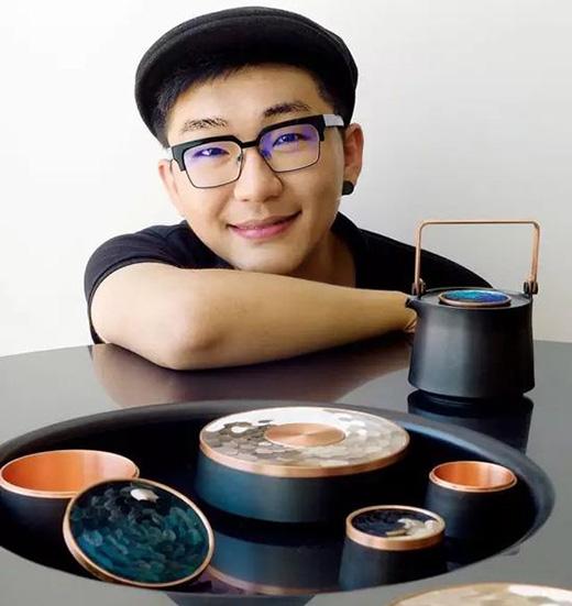 张可人:现代工艺延续传统点翠精彩