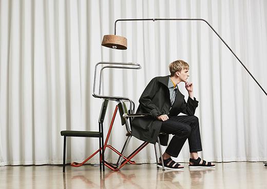 男装设计品牌DEPOT3 为现代城市男性提供舒适的服饰