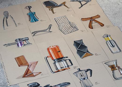 工业设计——Abidur Chowdhury工业产品设计