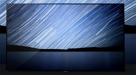 索尼OLED电视A1:独一无二的工业设计