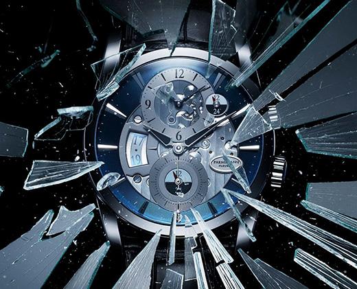 工业设计:高端时尚的手表设计