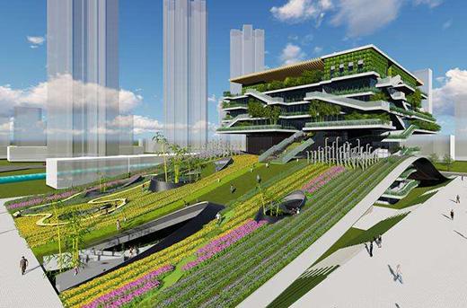 生态绿色零能耗建筑设计特征是什么?