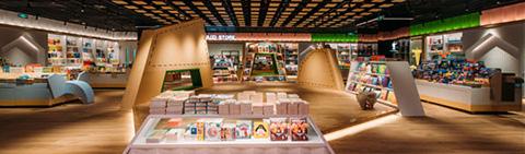 言几又·K11旗舰店起航 陈峻佳打造知识与艺术的迷宫
