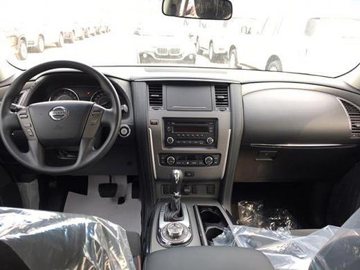 理想座驾 尼桑途乐Y62一流品牌设计新颖
