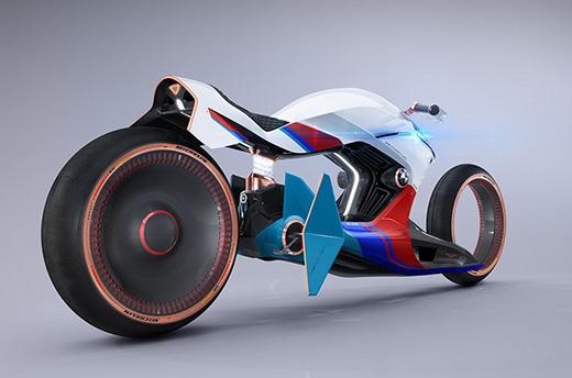 工业设计:宝马摩托设计