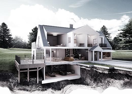 PAWEL建筑设计与摄影作品欣赏