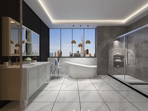 整体浴室装修一定要注意这四个事项