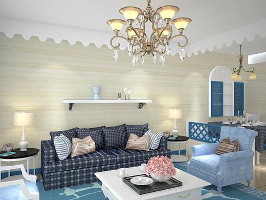 """墙纸选得好,你家装修就开挂得如同""""整容""""!"""