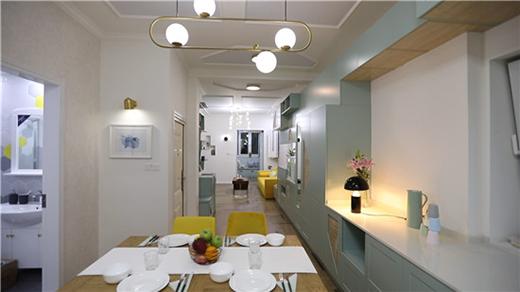 """《梦想改造家》 为""""全是厅的家""""创造生活新可能"""