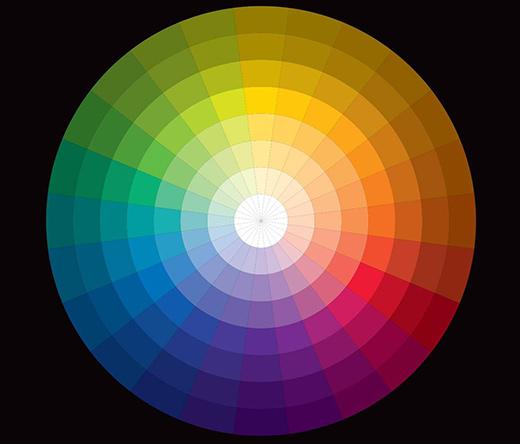 平面设计色彩搭配与运用技巧
