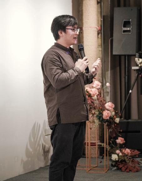 林上康:让艺术走进更多人的生活