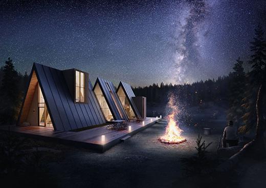 充满创意的Ioan Ralea-Toma建筑设计作品