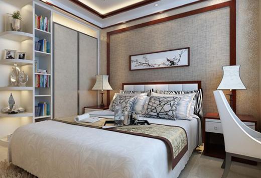 简约卧室装修设计 打造极致生活品味