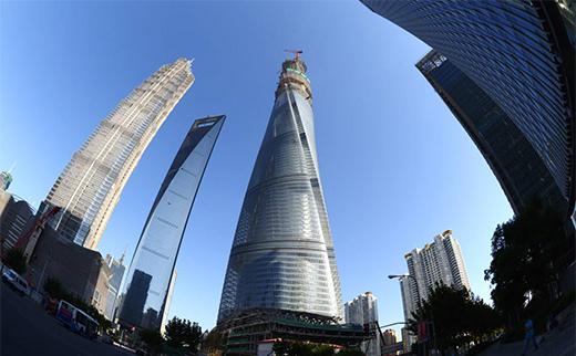 我国最高的10大建筑都是谁建的?