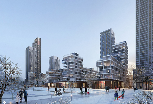 韩国首尔NORTHPOINT _ 建筑设计作品