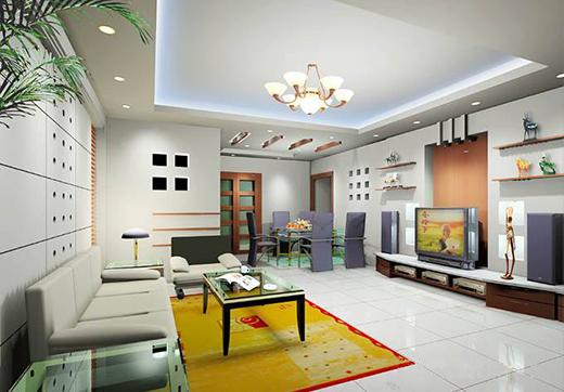 客厅装修设计的6大技巧