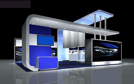 展览类建筑设计中的路径空间布局