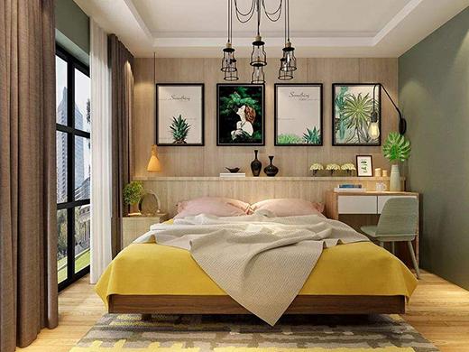 卧室装修新设计,2019年卧室设计新趋势