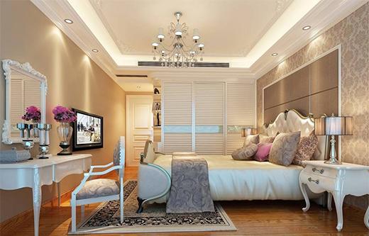 卧室装修灯怎么设计最合理?