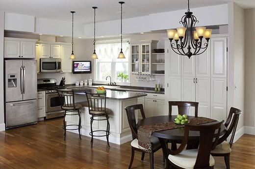 厨房装修设计要点,打造温馨实用的小厨房!