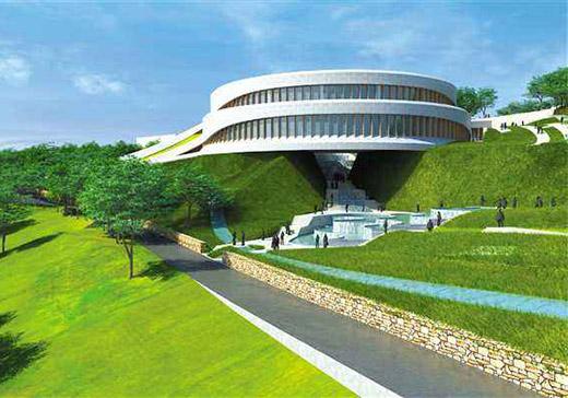 生态绿色零能耗建筑设计的四大特征