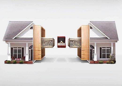平面广告设计中的隐性美!
