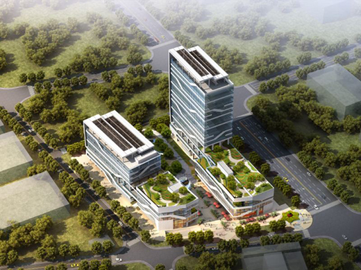 低碳概念建筑设计