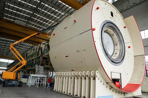 新湖南对话丨铁建重工:好的工业设计能帮产品走出困局