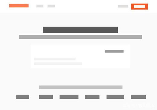 线框图在网页设计中的重要性