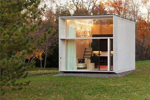 国际装配式建筑经典赏析