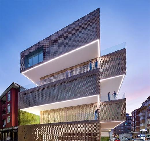 建筑立面设计原则+处理手法!!