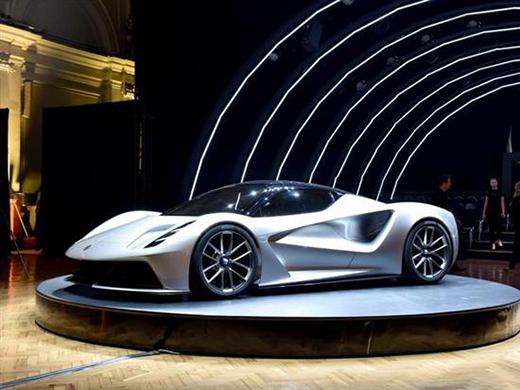 设计更加简约 路特斯汽车更新品牌标识