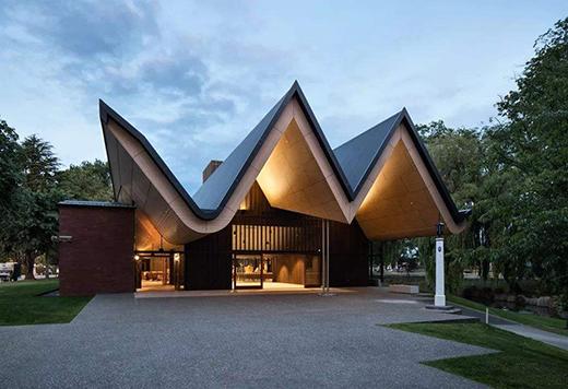 木材,让你的建筑设计更亲近自然