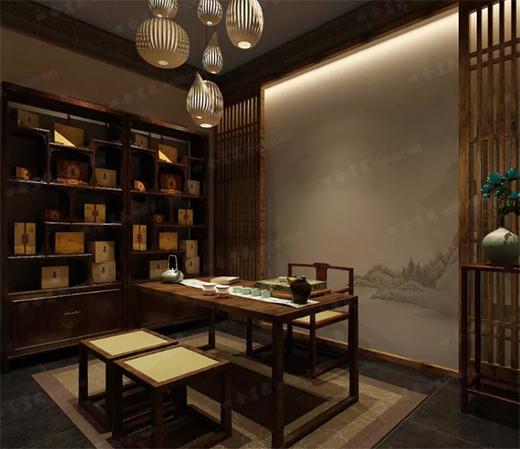 中式房屋装修设计 静静享受这一隅天地的清欢