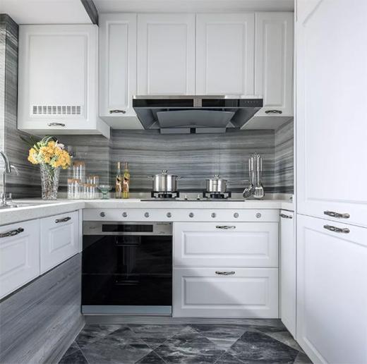 开放式厨房装修设计,新手必看几大要点