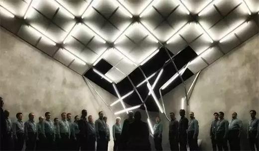 现代灯光设计与室内建筑设计