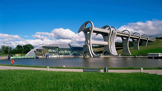 令人惊艳的建筑设计:福尔柯克轮