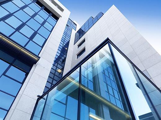 高层建筑的玻璃幕墙设计