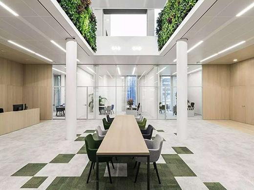 简洁办公室装修如何设计
